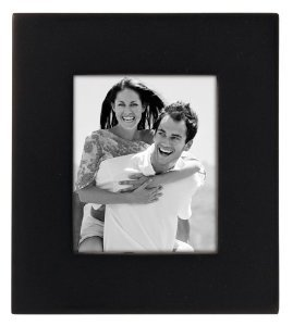 Linear Black Picture Frame 2x3