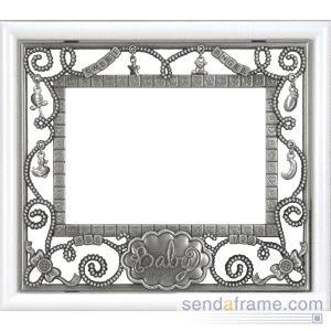 Malden Pewter Painted Picture Frame